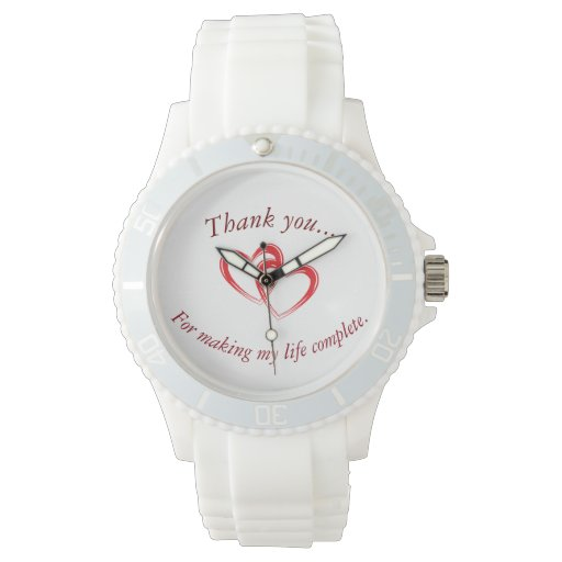 Inspirational Watch - Love