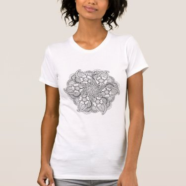 Inspired Round Element T-Shirt