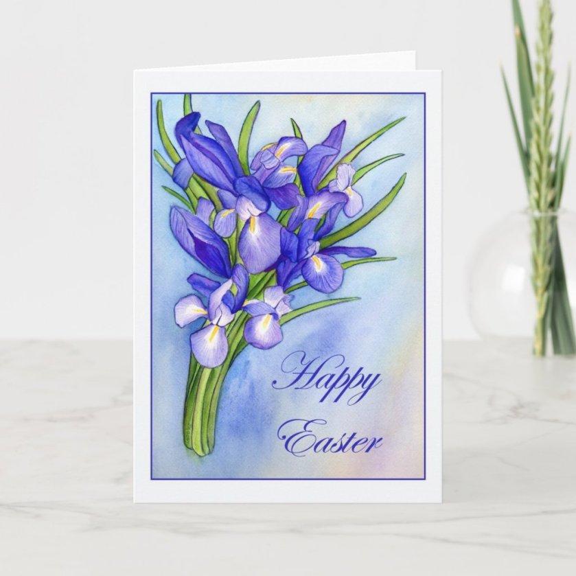 Iris Bouquet