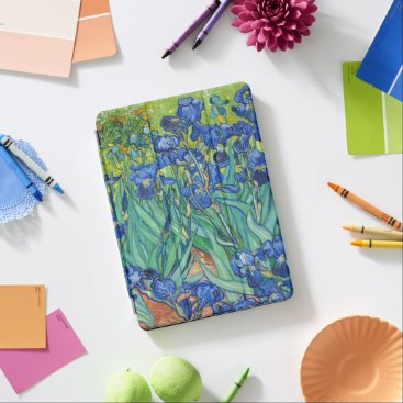 Irises by Van Gogh iPad Pro Cover