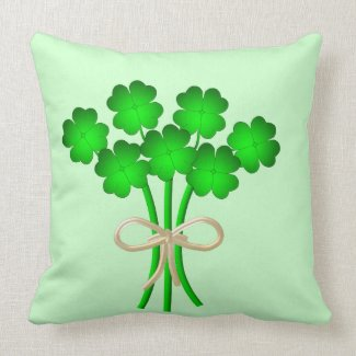 Irish Bouquet Pillows