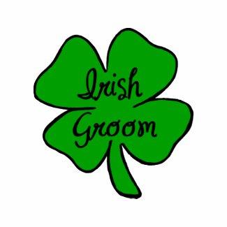 Irish Groom T-Shirts and Apparel