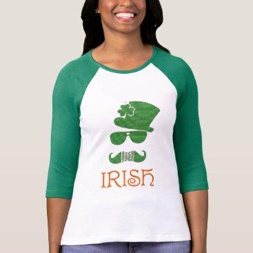 irish st. patrick's day t-shirt design