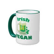 Irish Vegan mug
