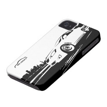 IS350 Rolling shot iPhone 4 Case