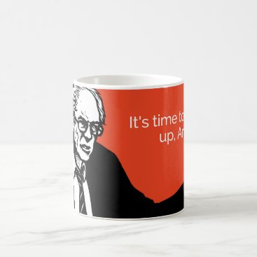 It's Time To Wake up, America! Coffee Mug