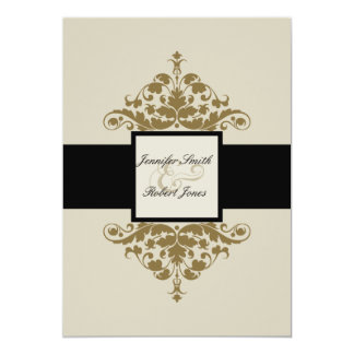 Ivory Wedding Invitations Source Thepartyblock Com