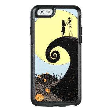 Jack and Sally | Moon Silhouette OtterBox iPhone 6/6s Case