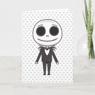 Jack Skellington Emoji Holiday Card