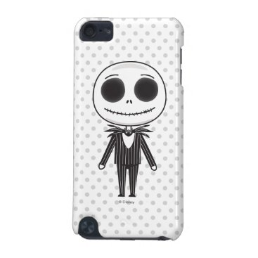 Jack Skellington Emoji iPod Touch (5th Generation) Cover
