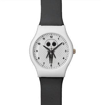Jack Skellington Emoji Wrist Watch