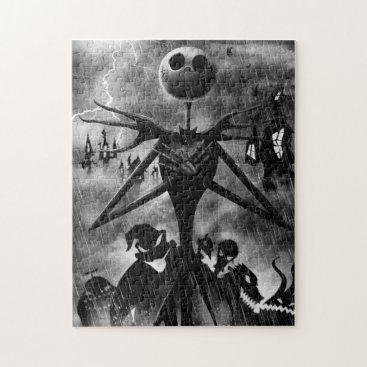 Jack Skellington | King of Halloweentown Jigsaw Puzzle