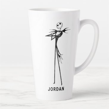 Jack Skellington | Standing Latte Mug