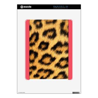 Jaguar Fur iPad Skin