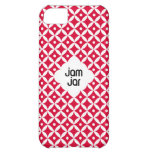 Jam Jar Wines iPhone 5 Case