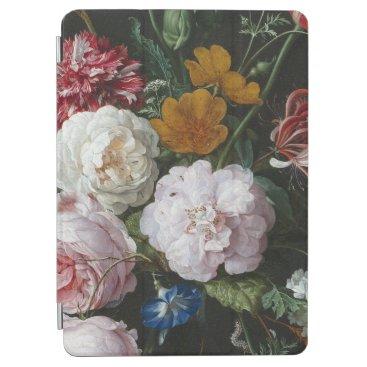 Jan Davidsz De Heem - Still Life With Flowers iPad Air Cover