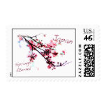 Japan Springs Eternal stamps