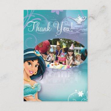 Jasmine Birthday Thank You Cards