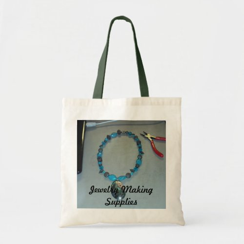 Jewelry Making Supplies bag