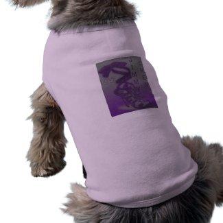 Jimmy Chew Designer Doggie Style - Love petshirt