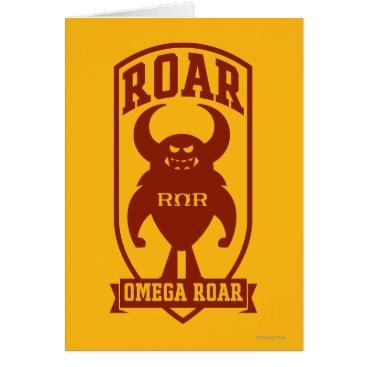 Johnny - ROAR OMEGA ROAR Card