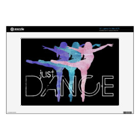 Just Dance Skins for Laptops and Netbooks