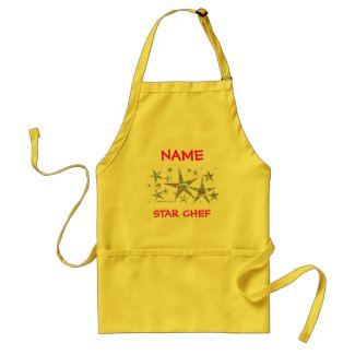 Just Kids at Heart - Stars (1a) - Personalize Aprons