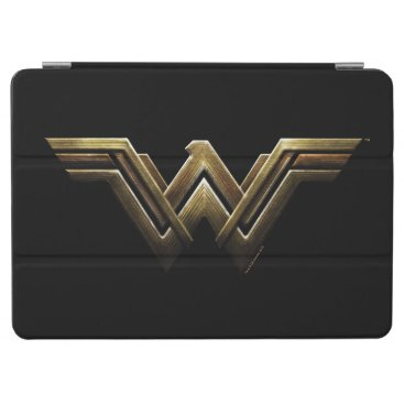 Justice League | Metallic Wonder Woman Symbol iPad Air Cover