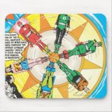 Justice League Of America Issue #6 - Mousepad