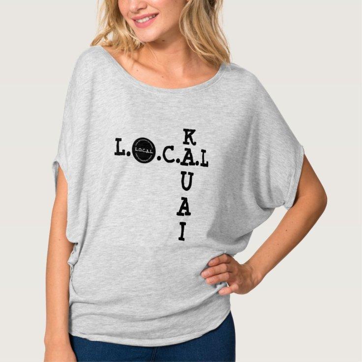 Kauai L.O.C.A.L. T-Shirt