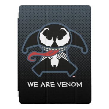 Kawaii Venom Tongue Lash iPad Pro Cover