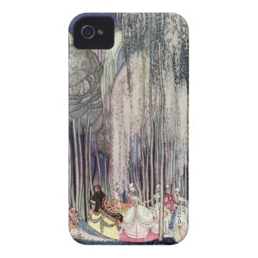 Kay Nielsen's Twelve Dancing Princesses Case-Mate iPhone 4 Case
