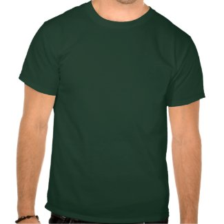 'Keep Calm And Go Green' St. Patrick's Irish Tee