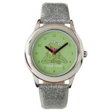 Kermit the Frog Wrist Watch