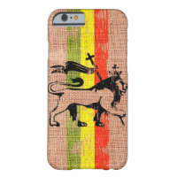 King lion barely there iPhone 6 case