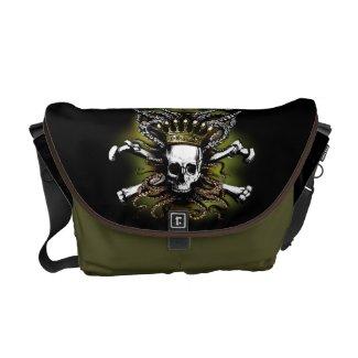 King Squid Skull Rickshaw Messenger Bag rickshaw_messengerbag
