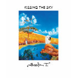 KISSING THE SKY t-shirts