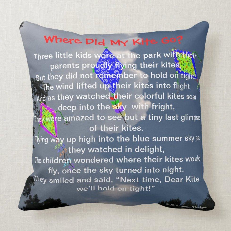 Kite Flying Poem Sweet Childhood Memories 20