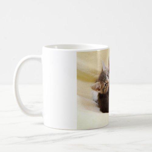 Kitten Trio Mug mug