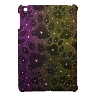 Kitty Paws Shining Stars iPad Mini Cover