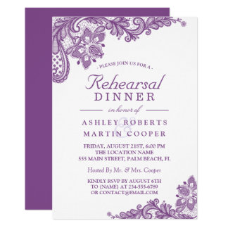 Elegant Purple And Gray Pocket Wedding Invitation Cards Ewpi027 As
