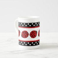 Ladybug Mug
