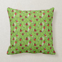 Ladybug Pillow - Bug Pillow
