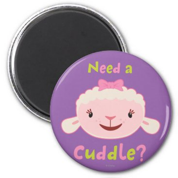 Lambie - Need a Cuddle 2 Magnet