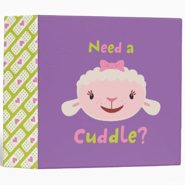 Lambie - Need a Cuddle Binder