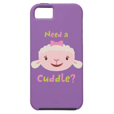 Lambie - Need a Cuddle iPhone SE/5/5s Case