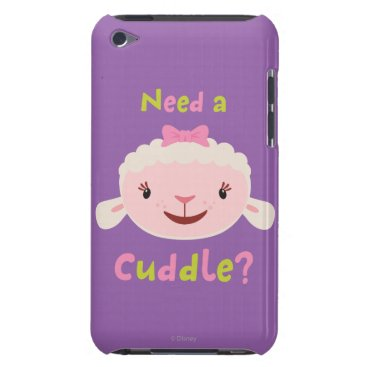 Lambie - Need a Cuddle iPod Touch Case