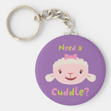 Lambie - Need a Cuddle Keychain