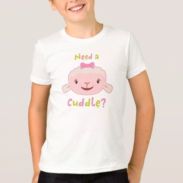 Lambie - Need a Cuddle T-Shirt