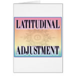 """Latitudinal Adjustment"" cards"